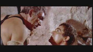 Anthony Quinn is Barabbas