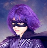 Hit Girl from Kick-Ass