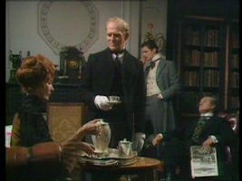 Tea Time - Upstairs Downstairs: The Ccomplete Series