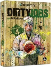 Dirty Jobs: Season 4 DVD