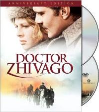 Doctor Zhivago DVD Cover Art