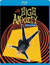 High Anxiety Blu-ray Cover Art