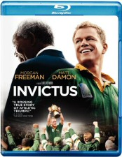 Invictus Blu-ray Cover Art