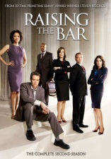 Raising the Bar: Complete Second Season DVD