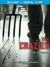 The Crazies Blu-ray Cover Art