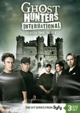 Ghost Hunters International DVD Cover Art