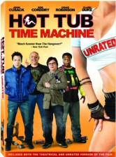 Hot Tub Time Machine DVD Cover Art