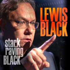 Stark Raving Black CD Cover Art