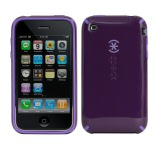 Speck iPhone case in purple