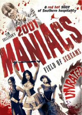 2001 Maniacs: Field of Screams DVD Cover Art