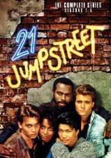 21 Jumpstreet Complete Series DVD Cover Art