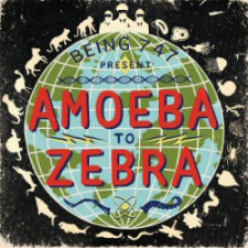 Amoeba to Zebra CD Cover Art
