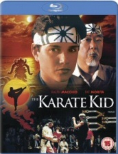 Karate Kid Region B Blu-Ray