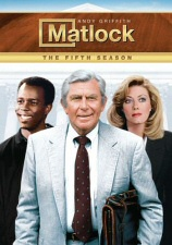 Matlock Season 5 DVD Cover Art