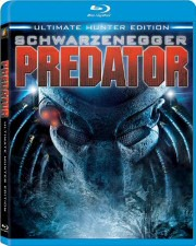 Predator Ultimate Hunter Edition Blu-ray Cover Art