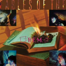 Fables of the Reconstruction CD Cover Art