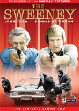 The Sweeney Series 2 DVD Cover Art