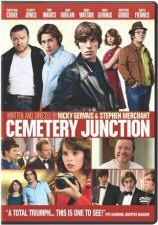 Cemetery Junction DVD Cover Art