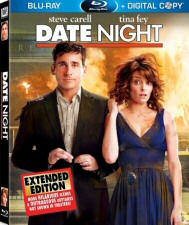 Date Night Blu-ray Cover Art
