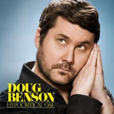 Doug Benson Hypocritical Oaf CD+DVD Cover Art