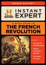 Instant Expert: French Revolution DVD Cover Art