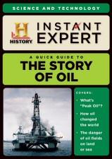 Instant Expert: Story of Oil DVD Cover Art