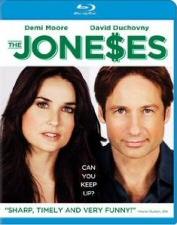 The Joneses Blu-ray Cover Art