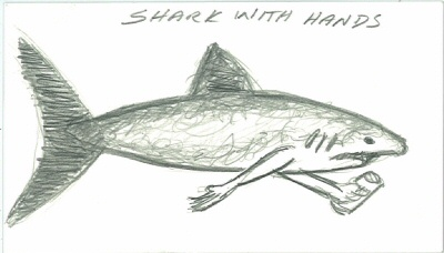 Your Weekend Justice #79: Sharks With Hands