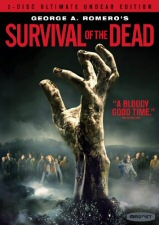 Survival of the Dead DVD Cover Art