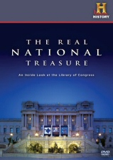 The Real National Treasure DVD Cover Art