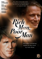 Rich Man, Poor Man DVD Cover Art