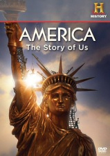 America: The Story of Us DVD Cover Art