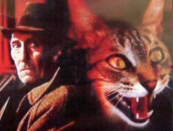 Peter Cushing in The Uncanny