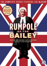 Rumpole of the Bailey Megaset DVD Cover Art