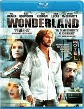 Wonderland Blu-ray Cover Art