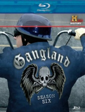 Gangland: Season Six Blu-Ray