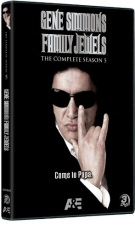 Gene Simmons Family Jewels: The Complete Season 5 DVD