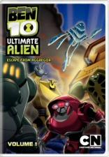Ben 10: Ultimate Alien, Vol. 1: Escape From Aggregor DVD