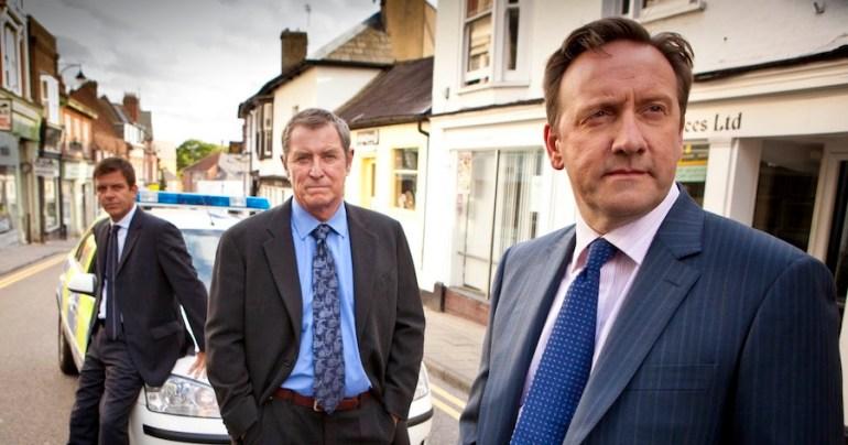 Midsomer Murders: Jason Hughes, John Nettles and Neil Dudgeon