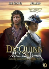 Dr. Quinn, Medicine Woman: Season 1 DVD