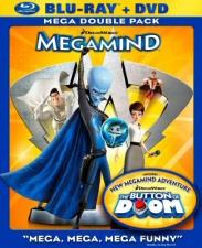 Megamind Blu-Ray