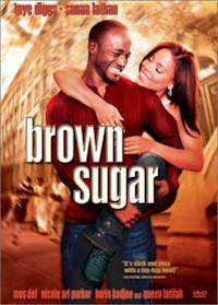 Brown Sugar DVD cover