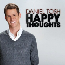 Daniel Tosh: Happy Thoughts CD