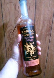 Iqhilika African Gold Coffee Mead