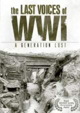 Last Voices of WWI DVD