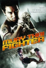 Muay Thai Fighter DVD