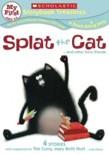 Splat the Cat DVD