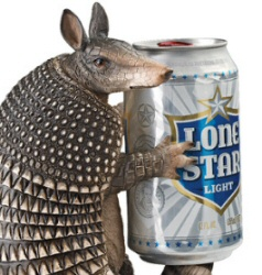 Tex the Armadillo