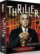 Thriller: Complete Series DVD