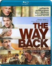 Way Back Blu-Ray